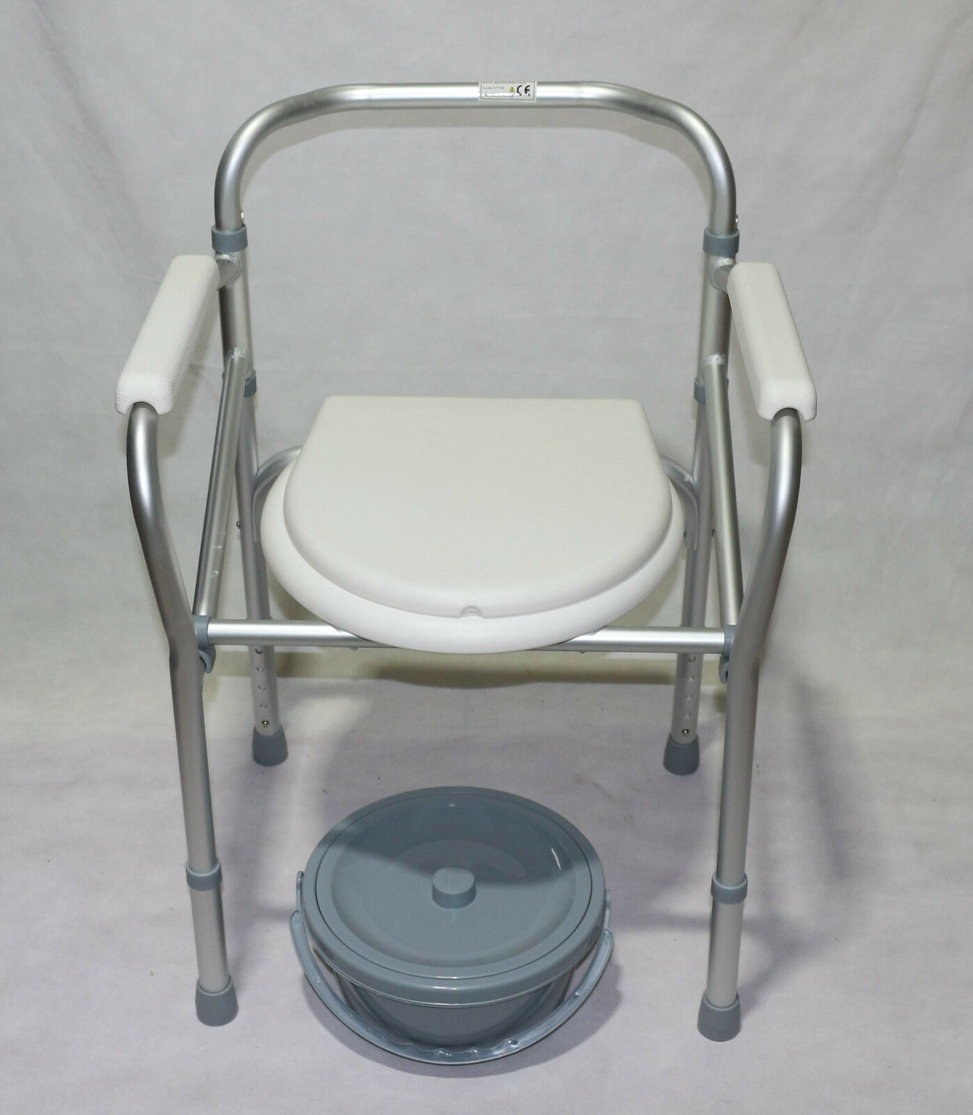 Gima 27759 Komfortable wc-doccia  höhe verstellbar (F524S17)