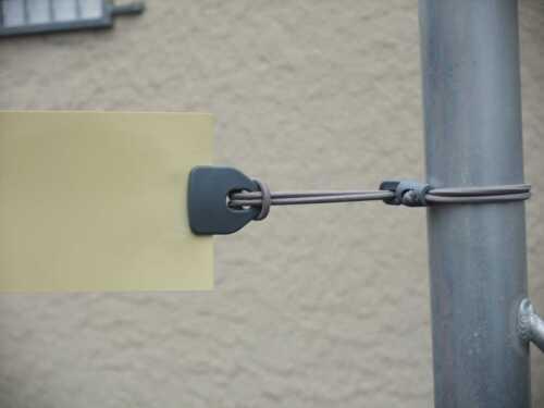 Spann-Klammer-Fixe Expander 20 HOLDON MINI CLIP /& Spannfix Planenspanner grau