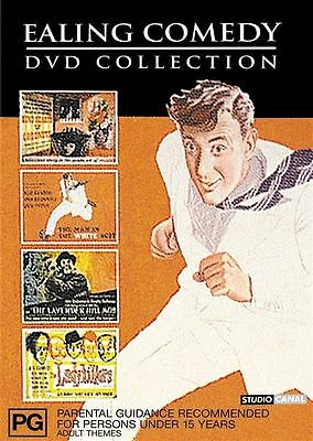 Ealing Comedy DVD Collection (DVD, 2003, 4-Disc Set)