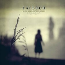 Falloch - Where Distant Spirits Remain CD 2011 atmospheric post rock