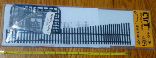 Central Valley HO #2871 CVT Curvable Switch Kit