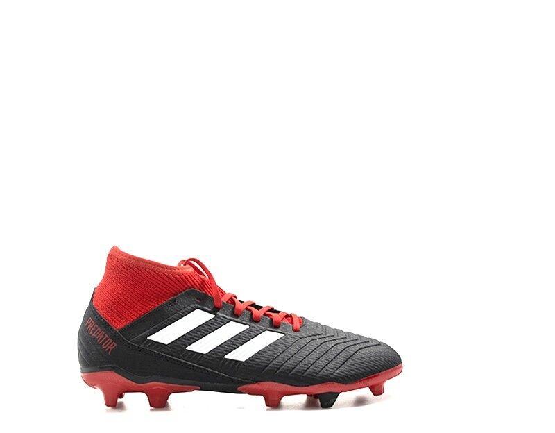 Zapatos ADIDAS Hombre negro PU,Tela DB2001