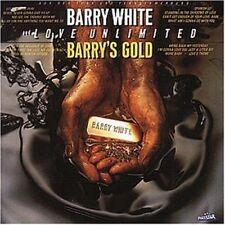 Barry White Barry 's Gold (14 tracks, 1973-76, with Love Unlimited)