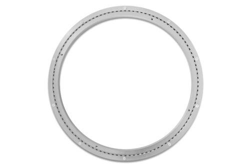 Slewing Ring Ø 600mm 220kg Quiet Aluminium Pivot Bearing Rotary Disc Lenkkranz