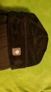 cbe09646975 New Columbia Womens Curled Up N Cozy Plush Fleece Hat Beanie Black ...