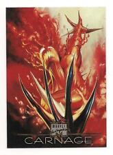 1996 MARVEL MASTERPIECES BASE CARD #81 - CARNAGE NM/M - More Singles Available!