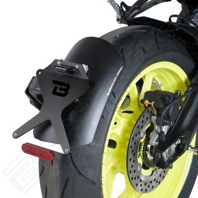 Beada Staffa Porta Targa Posteriore Moto con Eliminatore Parafango per Coda Leggera per Tenere 700 2019 2020 2021