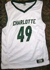 ab6a59cd5946 Image is loading CHARLOTTE-49ERS-YOUTH-BASKETBALL-JERSEY-NCAA-49-YOUTH-