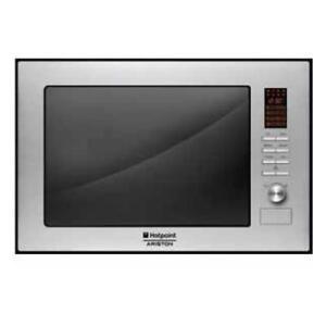 Hotpoint ariston mwha222 1x forno a microonde da incasso con grill 25 lt ebay - Forno microonde incasso ariston ...
