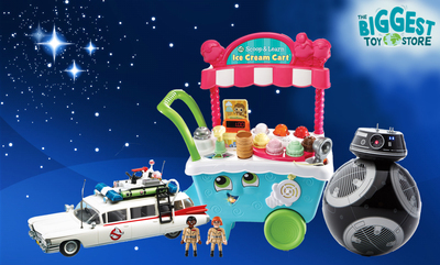 Up to 60% off from The Biggest Toy Store