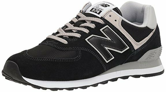 New Balance 574 v2 Classic men's black trainers NB -New