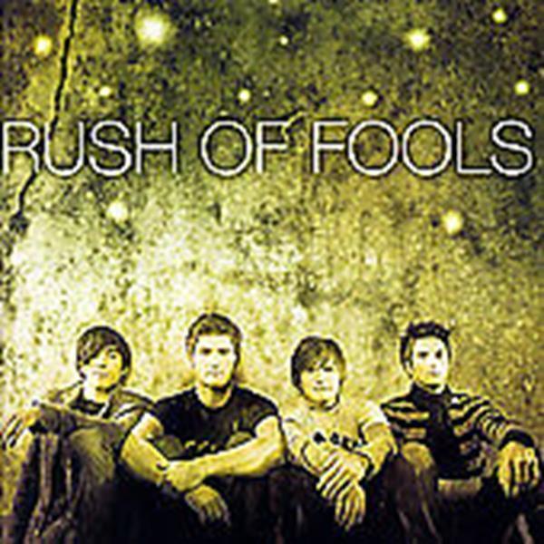 CD Rush of Fools RUSH OF FOOLS christ Pop Rock NEU & OVP