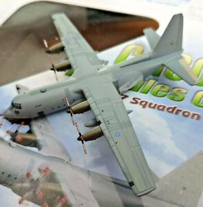 Lockheed-C-130K-Hercules-C-3-47-Squadron-RAF-Scala-1-400-Die-Cast-Dragon