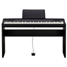 Casio Privia PX-160 88-Key Digital Piano Keyboard w/ Stand Sustain Pedal Black