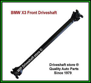 OE FITMENT Propeller NEW X3 Drive Shaft DURASHAFTt® BMW X3 FRONT DRIVESHAFT
