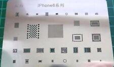 Stencil per Apple iPhone 6  schema reballing IC chip BGA rework reflow Iphone6G
