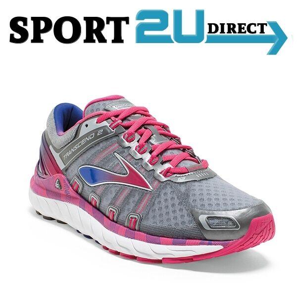[bargain] Brooks Transcend 2 Donna Running Shoes (B) (052) | RRP  260.00