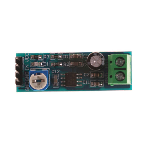 LM386 DC 5V-12V Mini Micro Audio Amplifier Module Board Mono AMP Module*v