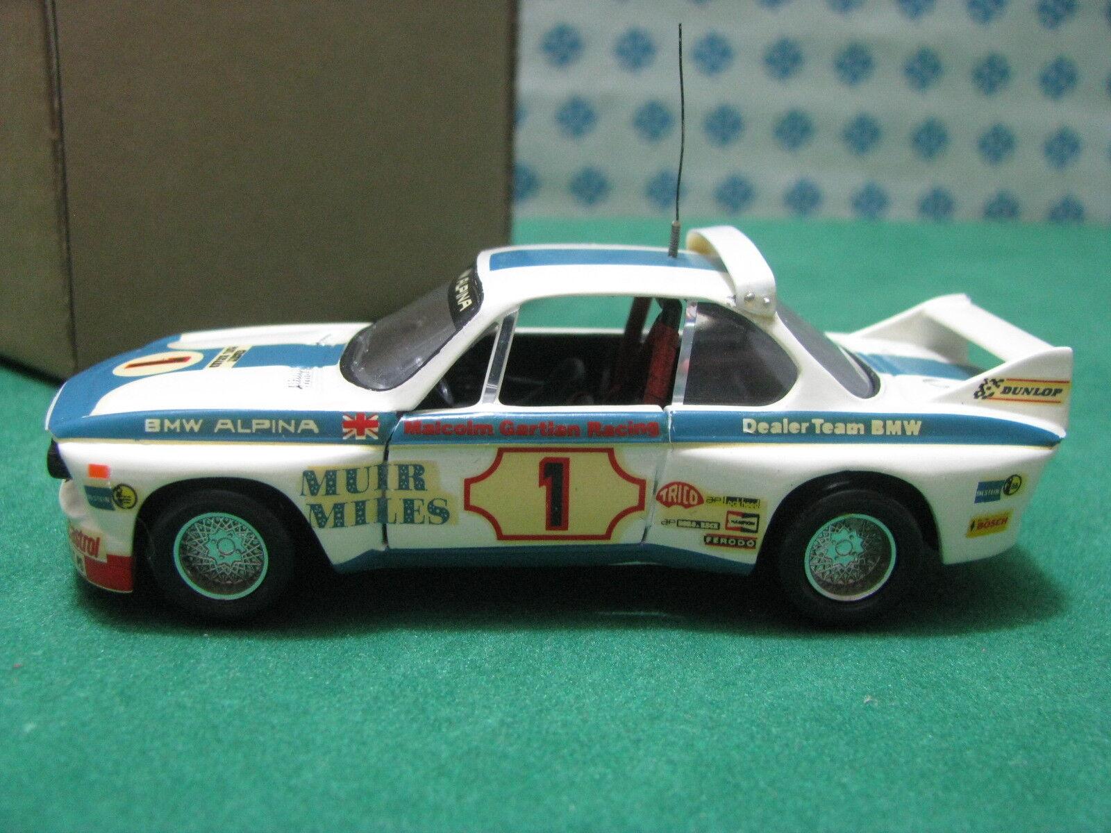 Vintage - BMW 3000 CLS Equipo Equipo Equipo bmw Alpina - 1 43 Tratamiento Solido 1974 0accc5