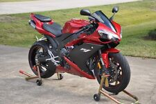 Wine Red w/ Matte Black Fairing Kit Injection for Yamaha Yzf R1 2007-2008