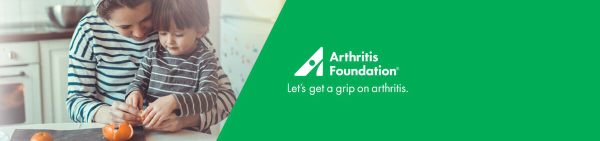 Shop and support the Arthritis Foundation.