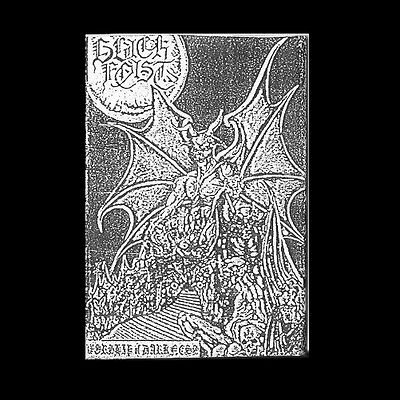 Black Feast - Worship of Darkness (Fin), Tape (Archgoat, Beherit, Proclamation)