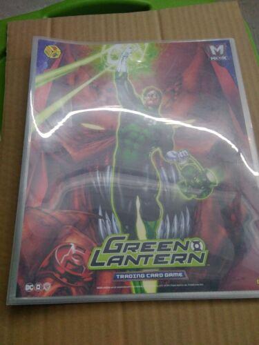Panini MetaX Green Lantern Binder