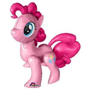 My-Little-Pony-air-walkers-tarte-de-Pinkie-aluminium-Ballons-AIR-Fill-geant