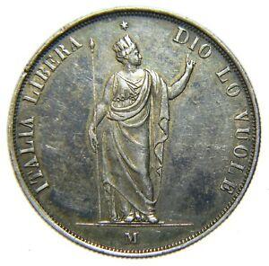 NC-LOMBARDIA-GOV-PROVVISORIO-5-LIRE-1848-nc2694