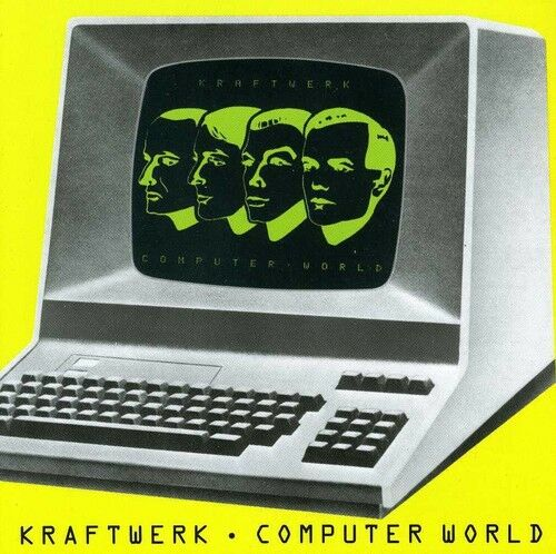Kraftwerk - Computer World [New CD] Canada - Import