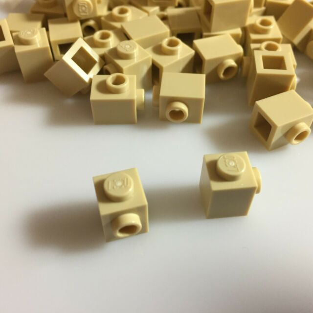 Modified 1x1 with Stud on 1 Side 87087 couleur au choix Lego Brick