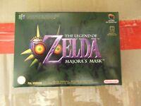The Legend of Zelda: Majora's Mask (Nintendo 64, 2000)
