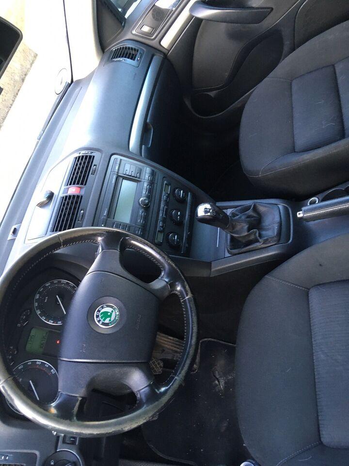 Skoda Octavia, 2,0 TDi Elegance Combi, Diesel