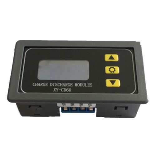 LCD Solar Panel Battery Regulator Charge Controller 12V-48V 30A