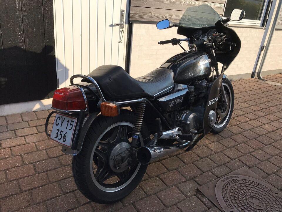 Honda, CB KZ, 750 ccm