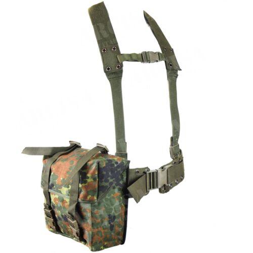 Original German army Webbing rig system 3 pieces tactical belt Y-strap harness