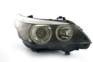 BMW 5 Series E60 E61 Headlight Headlamp Lamp Bi-Xenon Right O/S 7165570