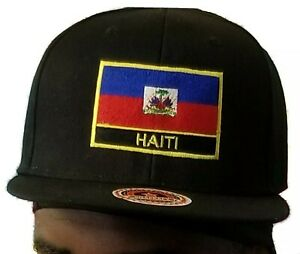 I Love Haiti Funny Adjustable Trucker Hat Cap