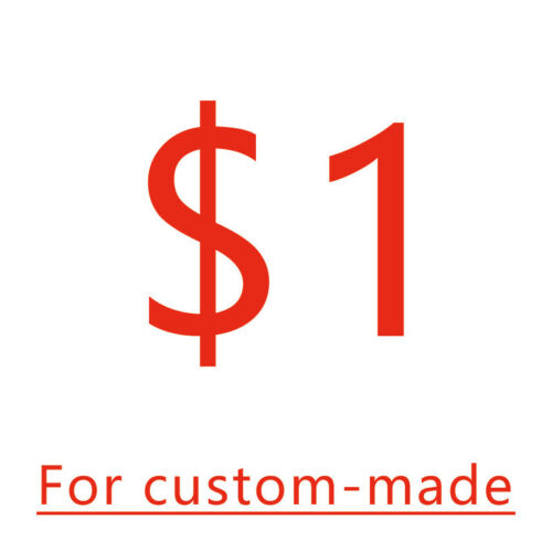 $1 price link for the custom items