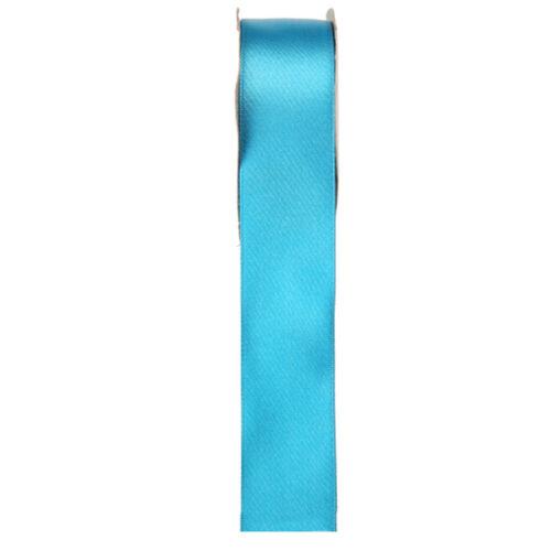 Ruban satin 25 mm x 25m geschänkbänder Fixation mariage Gastgeschenke Bandes