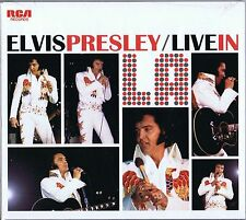 Elvis Presley LIVE IN L.A  - FTD 99 New & Sealed