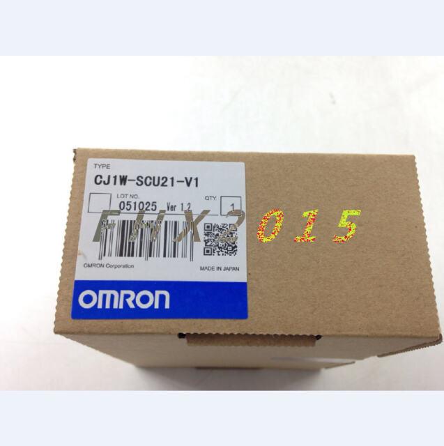OMRON NEW CJ1W-SCU21-V1 SHA03 (CJ1WSCU21V1) PLC Module --