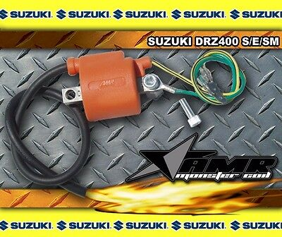 Ignition Coil SUZUKI MOTORCYCLE DR-Z400 2000 2001 2002 2003-2012 DRZ400 DRZ 400