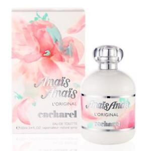 26b32e98eb ANAIS ANAIS Perfume Cacharel Eau de Toilette EDT Women Spray 3.4 fl ...