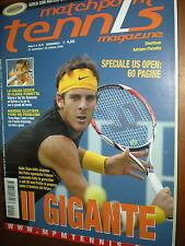 Matchpoint Tennis.JUAN MARTIN DEL POTRO,FLAVIA PENNETTA,KIM CLIJSTERS,iii