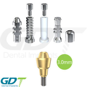 Straight-Multi-Unit-3-0mm-Set-For-Conical-RP-Active-Hex-Dental-Implants