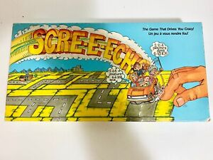 Screech Board Game - The Game that Drives you crazy - Complete -SCRE-E-ECH
