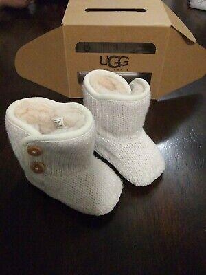 Newborn Baby Girl Uggs Size 0/1 - Ugg