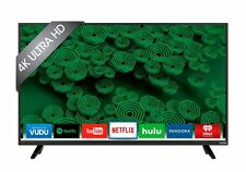 "VIZIO D50U-D1 50"" 4K 120Hz UHD LED Smart TV Built-in WiFi w/ Hulu / Netflix Apps"