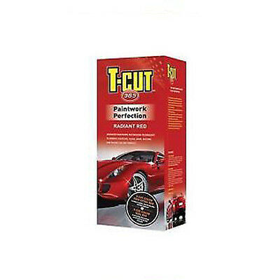 Carpaln Trd365 T-Cut 365 Radiant Red Paintwork Perfection Kit